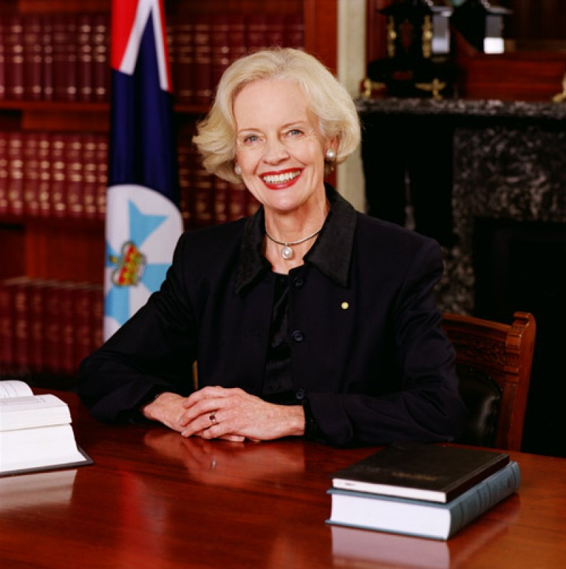 Governor General Quentin Bryce