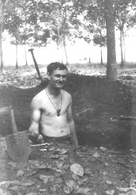 Private Dennis. J. McCormack Battle of Long Tan