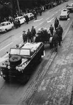 Albert McCormack funeral procession Launceston 1966 Battle of Long Tan